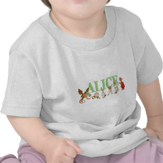 Alice par le psyché t-shirt
