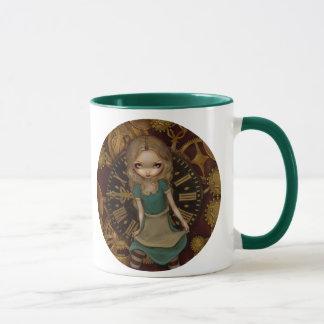 """""""Alice tasse dans rouages"""""""