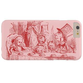 Alice vintage au pays des merveilles coque iPhone 6 plus barely there