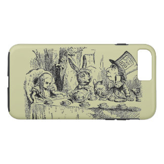 Alice vintage au pays des merveilles coque iPhone 8 plus/7 plus