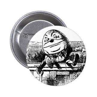 Alice vintage au pays des merveilles, Humpty Badge