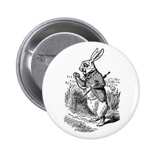 Alice vintage au pays des merveilles la montre badge rond 5 cm