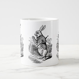 Alice vintage au pays des merveilles la montre mug jumbo