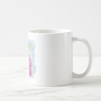 Alicorn s'est envolé le cheval rose de poney mug