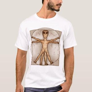 Alien de Vitruvian T-shirt