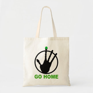 Alien go home sac