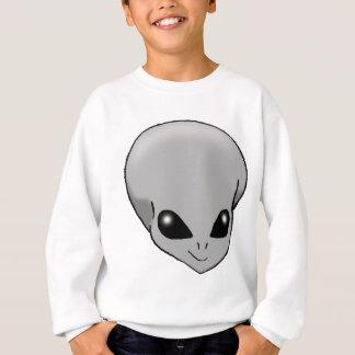 Alien heureux sweatshirt