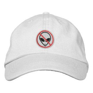 Alien n'a pas personnalisé le casquette réglable