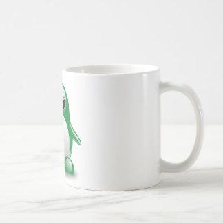 Alientux Mug Blanc