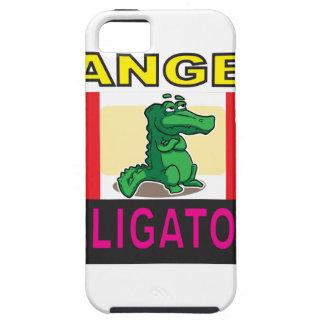 aligators de danger coque iPhone 5 Case-Mate