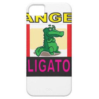 aligators de danger coques iPhone 5 Case-Mate