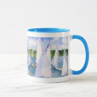 alignement de chalands de c mug