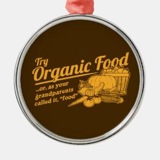 Aliment biologique - vos grands-parents l'ont appe décorations pour sapins de noël
