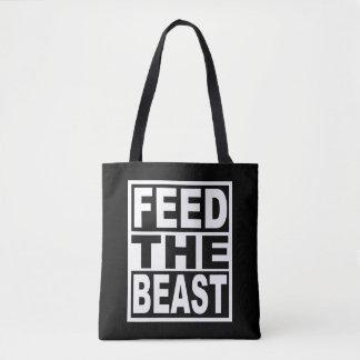 Alimentez la bête sac
