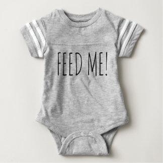 Alimentez-moi ! Dormeur de barboteuse de bébé