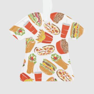 Aliments de préparation rapide d'illustration