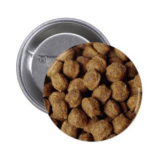 Aliments pour chiens badge avec épingle