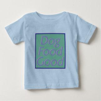 Aliments pour chiens bons t-shirt