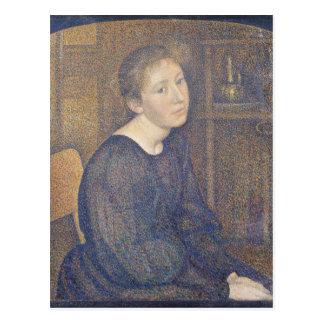 Aline Marechal 1892 Carte Postale