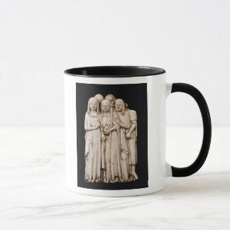 Alinorda, soeur de pape Clement VI Mug