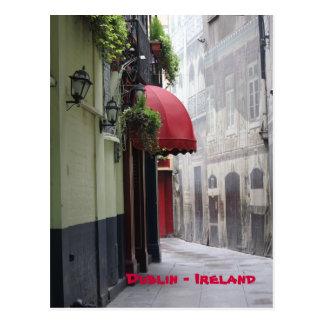 Allée de Dublin Carte Postale