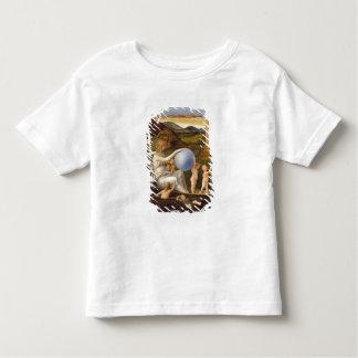 Allégorie de la fortune changeante, ou mélancolie t-shirt pour les tous petits