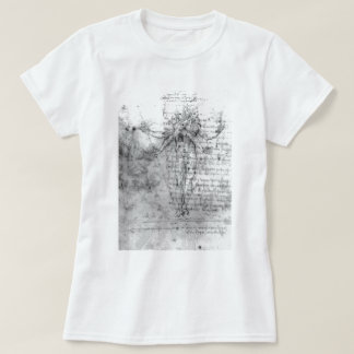 Allégorie du plaisir et de la douleur t-shirt