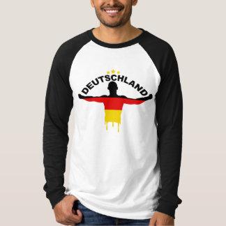 Allemagne-houligan T-shirt