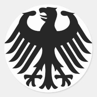 Allemand Eagle Autocollants