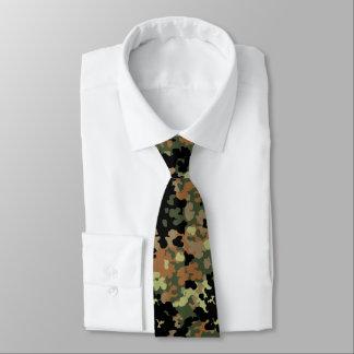 Allemand Flecktarn v2 Camo Cravates