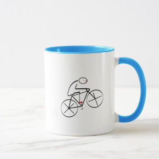 Aller à vélo - tasse