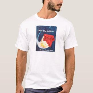 Aller de marque le plus chaud d'essence de Conoco T-shirt