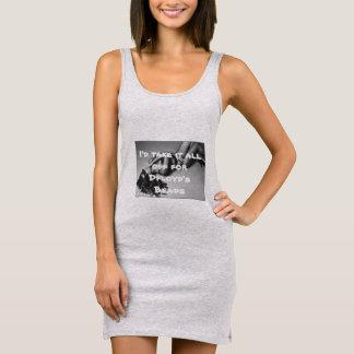 ALLER-VONT la robe du réservoir des femmes de