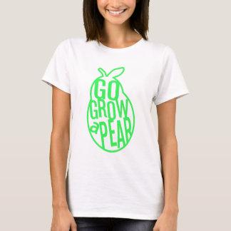 Allez cultivent une poire t-shirt