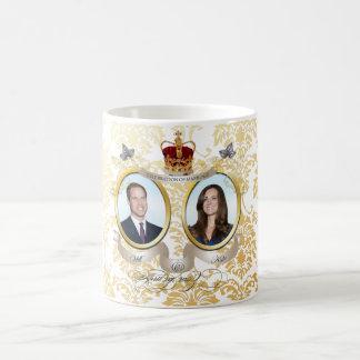 Allez le faire+Mariage de Kate, couleur de Mug