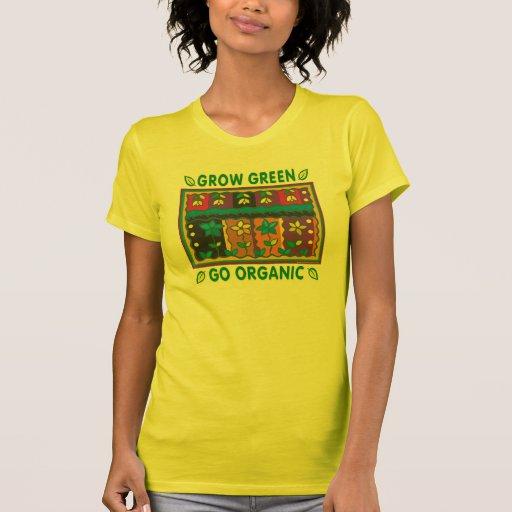 Allez organique t-shirt