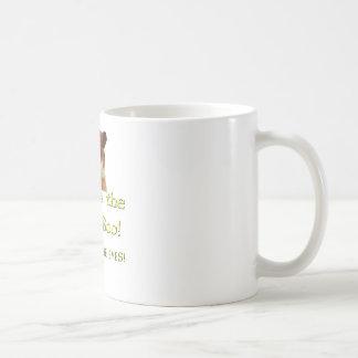 Allez pour les yeux ! Huez ! Mug