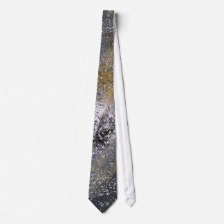 Alligator américain cravates