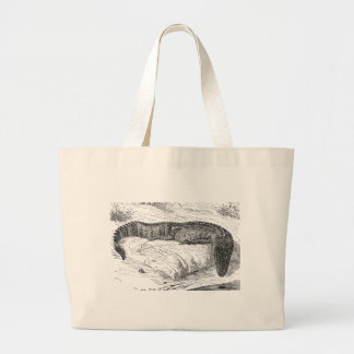 Alligator américain sacs en toile