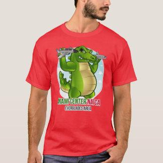 Alligator - le niveau le plus occupé 11 au monde ! t-shirt