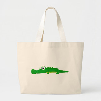 Alligator mignon grand sac