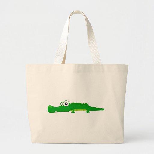 Alligator mignon sac