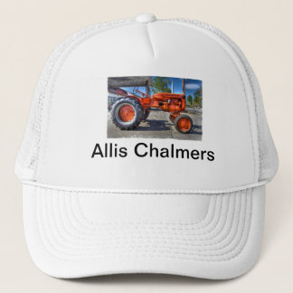 Allis Chalmers, tracteurs Casquette