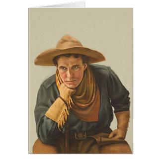 Allo cowboy cartes