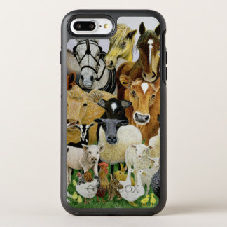 Allsorts animal coque OtterBox symmetry iPhone 8 plus/7 plus