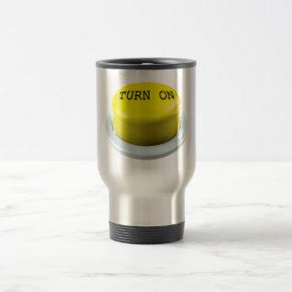 allumez-vous mug de voyage en acier inoxydable