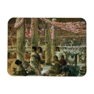 Alma-Tadema | Caracalla et Geta, 1907 Magnet Flexible