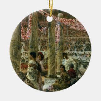 Alma-Tadema | Caracalla et Geta, 1907 Ornement Rond En Céramique