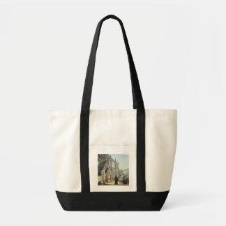 Alma-Tadema | Faust et marguerite des prés, 1857 Sac Fourre-tout