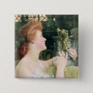 Alma-Tadema | Hour d'or, 1908 Badge